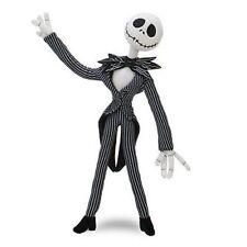 Disney The Nightmare Before Christmas Jack Skellington Poseable Plush Doll Xmas