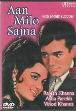 Aan Milo sajna - rajesh Khanna  [Dvd] 1st Edition video sound  Released