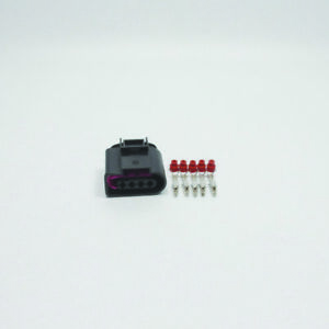 4way-Connector-Set-For-Audi-A8-W12-6-0L-BHT-Oxygen-Sensor-O2