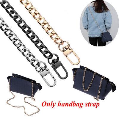 Gurte für Schultertasche Aluminium Kette für Handtaschen Ersatz Handtasche | eBay