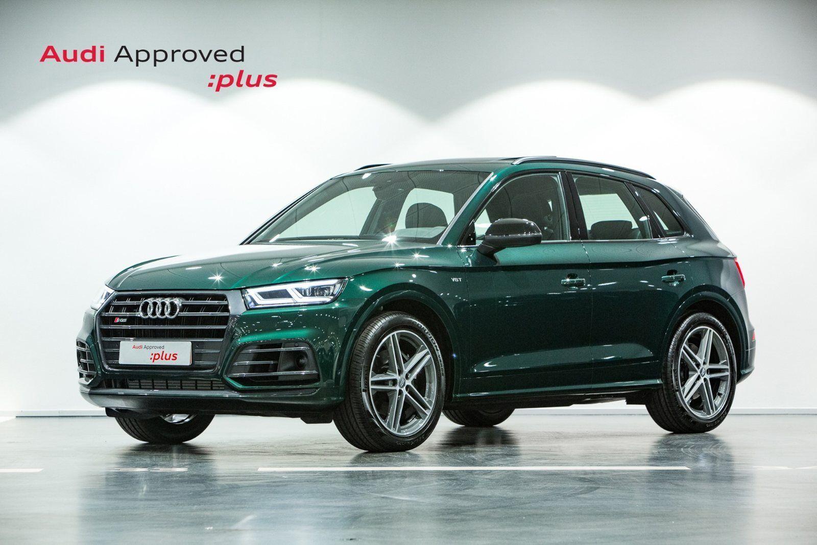 Audi SQ5 3,0 TFSi quattro Tiptr. 5d - 1.180.000 kr.