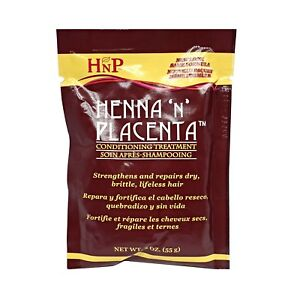 Hask Henna N Placenta Conditioning Treatment Repair Dry Hair