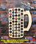 Beer-Mug-Custom-Beer-Pop-Cap-Holder-Traps-Collection-Display-Art-Gift-Man-Cave thumbnail 1