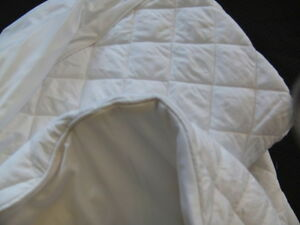 Mattress-Protector-fully-fitted-Bamboo-fill-100-cotton-cover-quilted-300gm
