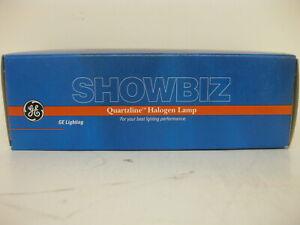 SHOWBIZ-Quartzline-Halogen-Lamp-GE-CP89-FRK-120V-120V-650W-GY9-5-Base
