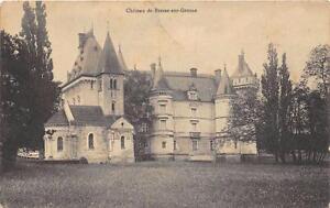 CPA-71-CHATEAU-DE-BRESSE-SUR-GROSNE