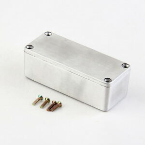 New-Aluminum-Stomp-Box-Effects-Pedal-Enclosure-FOR-Guitar-Hotsell-CT