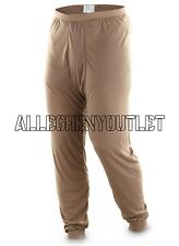 US Military POLYPRO THERMAL UNDERWEAR PANTS Bottoms Expedition Heavy Weight Med
