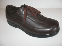 Pg Lite Windsor-s Girls Boys School Shoes Size11.5 Leather Brown Rrp-$ 74.95