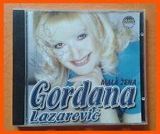 CD Gordana Lazarevic Mala Žena Grand Production sa Potpisom