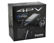 FUTABA 4PV 4 CHANNEL 2.4GHZ S-FHSS T-FHSS RADIO SYSTEM R304SB RECEIVER FUTK4700