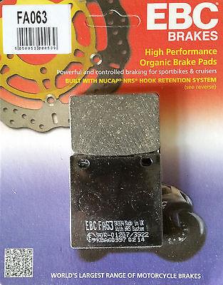 For Suzuki RF 900 RF900 RT RV RW Front Rear Brake Pads Brakes Sintered 1996-1999
