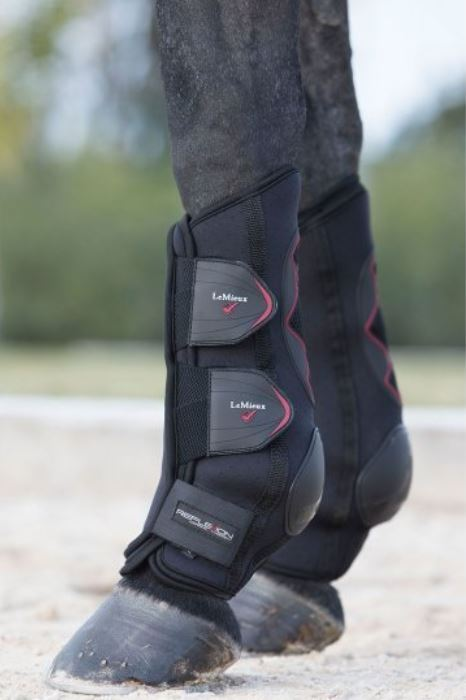 LeMieux REFLEXION Ceramic  Heat Therapy Wraps Boots Soothe Tendons Prevent Injury  low 40% price
