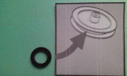 Idler Tyre Rubber Zwischenrad-Gummi für KENWOOD TRIO KX-505 Cassette Tape Deck