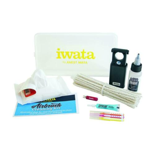 Iwata Airbrushes Iwata Airbrush Cleaning Kit IWACL100
