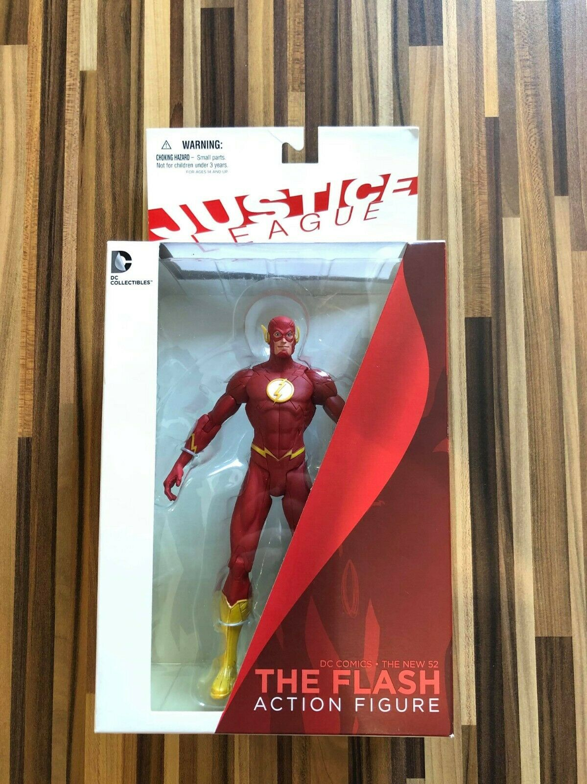 DC Direct  The nuovo 52  Justice League  The Flash azione cifra collectible