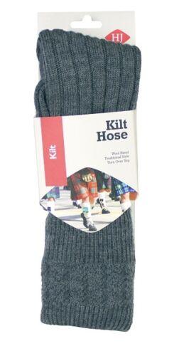 Hose Lomond Kilt Socks 8-9.5 - Sizes Small 6-7.5 10-11.5 Medium /& Large