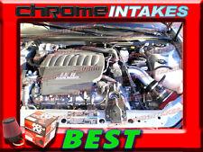 K&N+BLACK RED 04-08 PONTIAC GRAND PRIX GT1/2 GTP GXP 3.8 V6 5.3 V8 AIR INTAKE TB