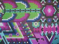 Primitive Beads Beaded Design Michael Miller Mark Hordyszynski Fabric Yard Sale