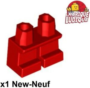 Lego 1x jambe courte enfant Legs Short chair moyen//medium nougat 41879 NEUF