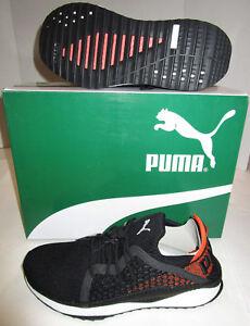 Schoenen Netfit Mens 10 Puma Casual Zwart Oranje Nib Tsugi 5 FJTcK1l3u