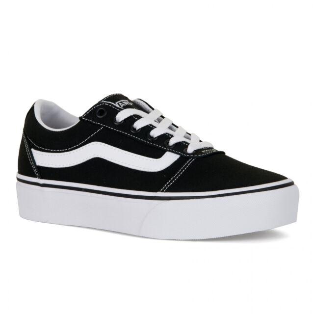 Shoes Vans Ward Platform Size 6 Uk Code Vn0a3tlc1871 9b For Sale Online Ebay