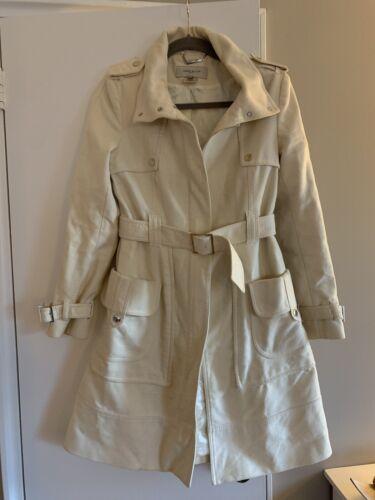 Karen Millen Belted Wool Trench Coat