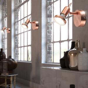 3er Set Led Wand Lampen Esszimmer Lese Spot Strahler Schwenkbar