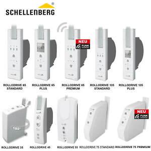 Schellenberg Elektrischer Rollladen Gurtwickler Rollladenmotor Rollo