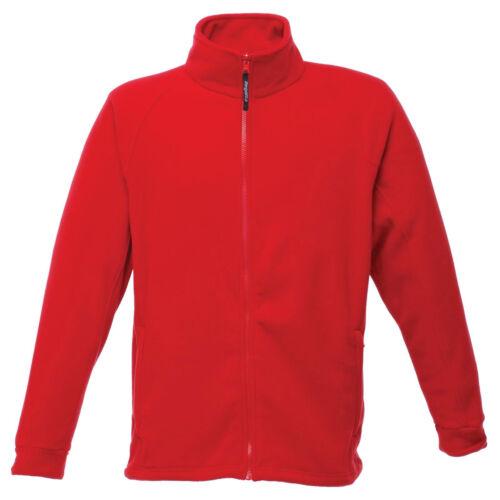 Regatta Jacket Fleece Thor III NewFull Zip Mens Anti Pill
