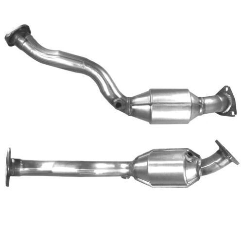 HONDA JAZZ 2x Catalytic Converter Exhaust 90842H 1.2 2//2002-9//2008