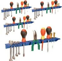 Garage wall TOOL RACK storage KIT pack of 2