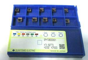 10 Plaquettes Spht 06030801 Acp200 Von Sumitomo Neuf H27460 qpw3wRuh-07135427-831164588