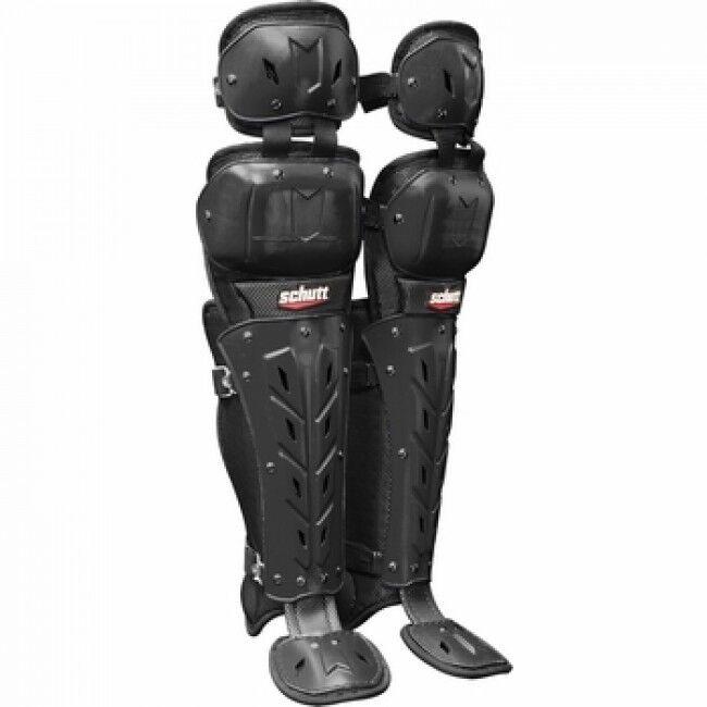 Schutt Air Maxx Scorpion 16   Doble Flex catcher Projoectores de pierna 126478  gran selección y entrega rápida