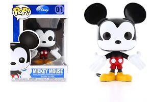 Funko Pop Disney serie 1: TOPOLINO Figura in vinile #2342