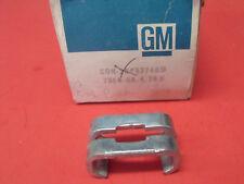 4 NOS GM 537485 GENERAL MOTORS PARKING BRAKE CONNECTORS GTO CAMARO NOVA CHEVELLE