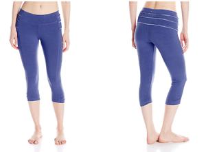 PrAna Legging Capri Size Large Yoga Pants Fitness
