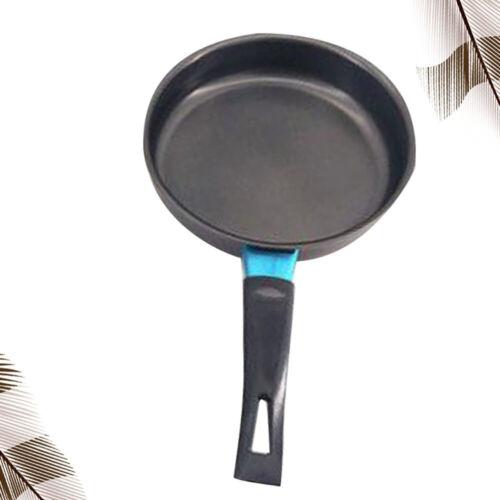 1//2*Electric Induction Gas Non-stick Frying Pan Mini Egg Omelette Steak Saucepan