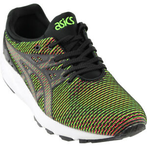 ASICS GEL KAYANO TRAINER EVO Vert Homme Chaussures Sneakers