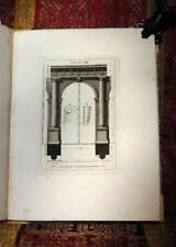 I CINQUE ORDINI DELL' ARCHITETTURA DI ANDREA PALLADIO ILLUSTRATI.A S.E. .....