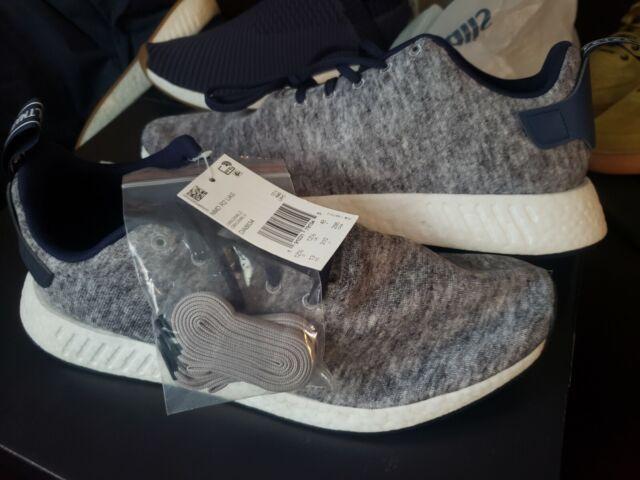 adidas NMD R2 PK shoes grey heather