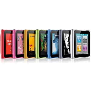 New-Apple-iPod-Nano-6th-Generation-8GB-or-16GB-Choose-Your-Color
