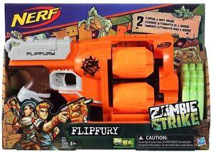 Nerf-Zombie-Strike-Flipfury-Foam-Dart-Gun-Ages-8-Toy-Blaster-Fight-Play-Gift