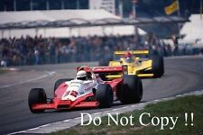 Keke Rosberg Theodore Racing Wolf WR3 German Grand Prix 1978 Photograph 1