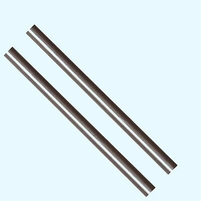 """2.125/"""" round 316 stainless  ROD//BAR  6.00/"""" long   Lathe or milling Stock"""