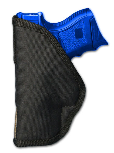 Sccy Compact Sub-Comp 9mm 40 45 New Barsony IWB Gun Holster Mag Pouch Kel-Tec