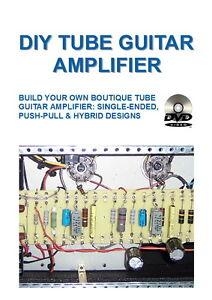 P8-DIY-tube-guitar-amplifier-3-DVD-set-Book-Make-your-own-valve-amp-EL34-6L6
