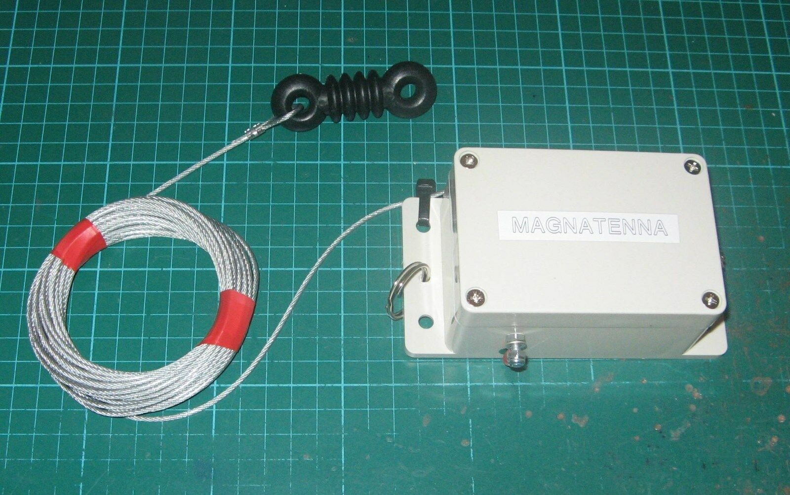Magnatenna HF 40 -6m Multiband Long Wire Antenna MCR Communications ...