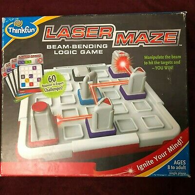 LASER MAZE Beam Bending Logic Game Replacement Parts Pieces