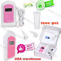 Fetal Doppler Prenatal Heart Rate Baby Monitor Prenatal Heart Monitors.gel